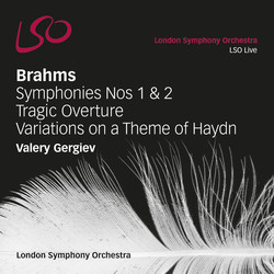 Brahms: Symphonies Nos. 1 & 2 - Tragic Overture - Variations on a Theme by Haydn