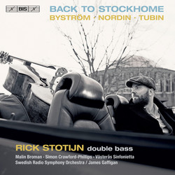 Back to StockHome - works for double bass