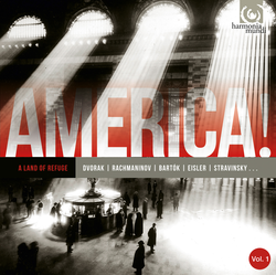 America, Vol. 1: A Land of Refuge