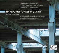 Organ Recital: Haselbock, Martin - Krenek, E. / Ligeti, G. / Halffter, C. / Schnittke, A. / Durko, Z. / Bischof, R.