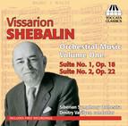 Shebalin: Orchestral Music, Vol. 1