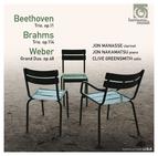 Beethoven, Brahms, Weber: Trios & Duo