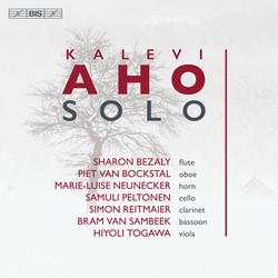 Kalevi Aho - Solo, Vol. 1