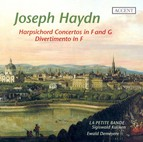 Haydn, J.: Keyboard Concerto in G Major / Divertimento in F Major / Harpsichord Concerto in F Major
