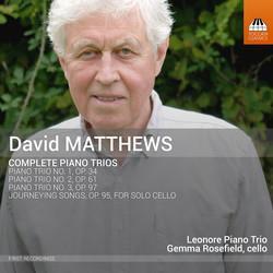Matthews: Piano Trios & Journeying Songs