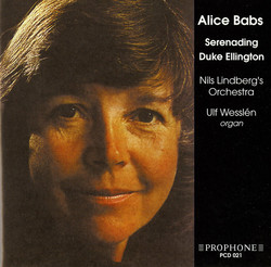 Alice Babs - Serenading Duke ellington