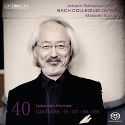 J.S. Bach – Cantatas, Vol.40