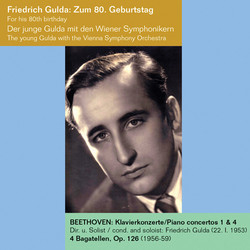 Friedrich Gulda: For His 80th Birthday