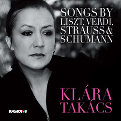 Songs by Liszt, Verdi, Strauss & Schumann