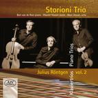 Rontgen: Piano Trios, Vol. 2