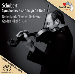 Schubert, F.: Symphonies No. 4