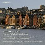 Attilio Ariosti – The Stockholm Sonatas III