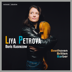 Beethoven, Britten & Barber
