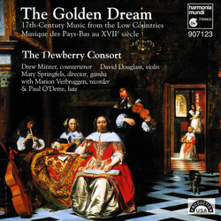 The Golden Dream - 17th Century Music from the Low Countries
