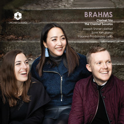 Brahms: Works for Clarinet