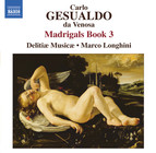 Gesualdo: Madrigals, Book 3