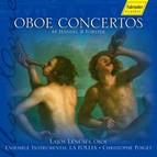 Oboe Concertos by Händel & Förster