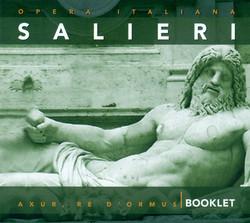 Salieri, A.: Axur, Re D´Ormus [Opera]