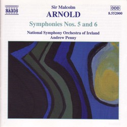 Arnold, M.: Symphonies Nos. 5 and 6