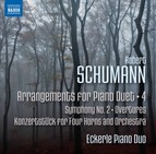 Schumann: Arrangements for Piano Duet, Vol. 4