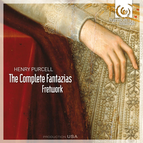 Purcell: The Complete Fantazias