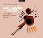 Weber: Clarinet Quintet - Aufforderung zum Tanze - Flute Trio
