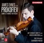 James Ehnes plays Prokofiev
