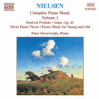 Nielsen, C.: Piano Music, Vol.  2