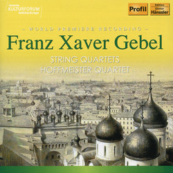 Gebel: String Quartets