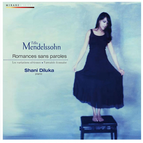 Mendelssohn: Romances sans paroles