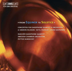 From Equinox to Solstice - Raschèr Saxophone Quartet