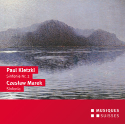 Kletzki: Symphony No. 2, Op. 18 - Marek: Sinfonia, Op. 28