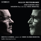 Allan Pettersson — Eight Barefoot Songs, etc.