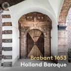 Brabant 1653: Baroque Vocal Music from Brabant