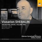 Shebalin: Orchestral Music, Vol. 2