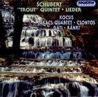 Schubert: Trout Quintet  / Lieder