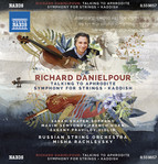 Richard Danielpour: Talking to Aphrodite, Symphony for Strings & Kaddish