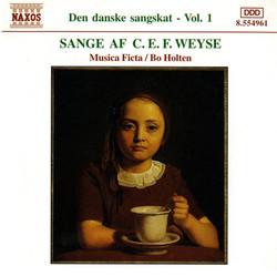 Den danske sangskat, Vol. 1