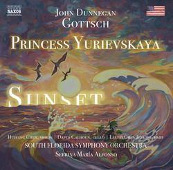 Gottsch: Sunset & Princess Yurievskaya