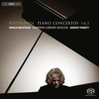 Beethoven – Piano Concertos Nos 1 & 3