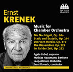 Krenek: Music for Chamber Orchestra