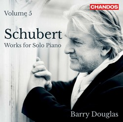 Schubert: Works for Solo Piano, Vol. 5