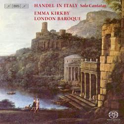 Handel in Italy - solo cantatas