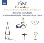 Pärt: Piano Music