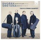 Dvořák: Quartet No.12 - Smetana: Quartet No.1