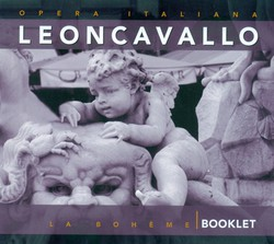 Leoncavallo, R.: Boheme (La) [Opera]
