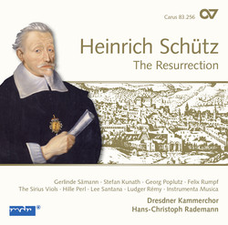 Schütz: The Resurrection (Auferstehungshistorie)