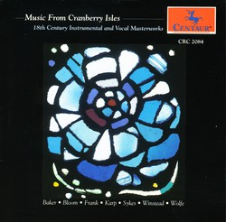 Music for Cranberry Isles
