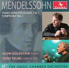 Mendelssohn: Piano Concertos Nos. 1 & 2, Symphony No. 1, & Scherzo