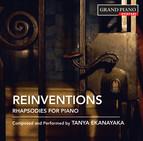 Ekanayaka: Reinventions – Rhapsodies for Piano